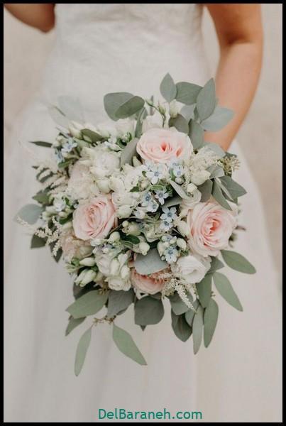مدل دسته گل عروس (۴۳)