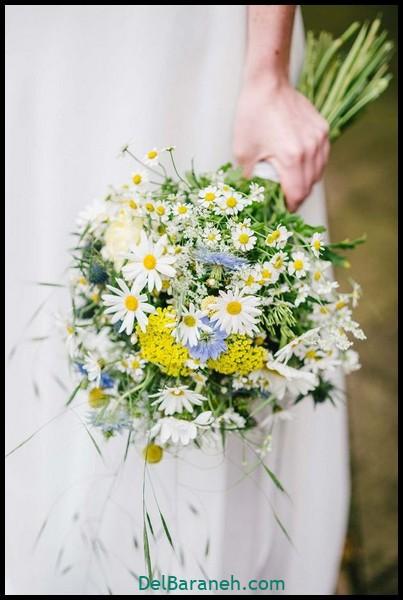 مدل دسته گل عروس (۴۴)