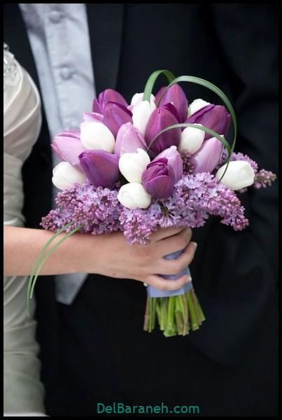 مدل دسته گل عروس (۴۷)