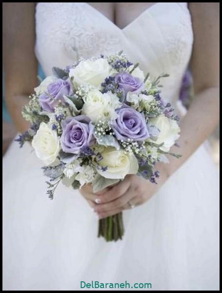 مدل دسته گل عروس (۴۸)