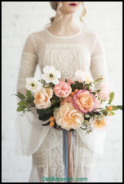 مدل دسته گل عروس (۴۹)