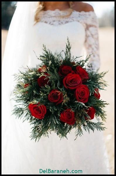 مدل دسته گل عروس (۵۰)