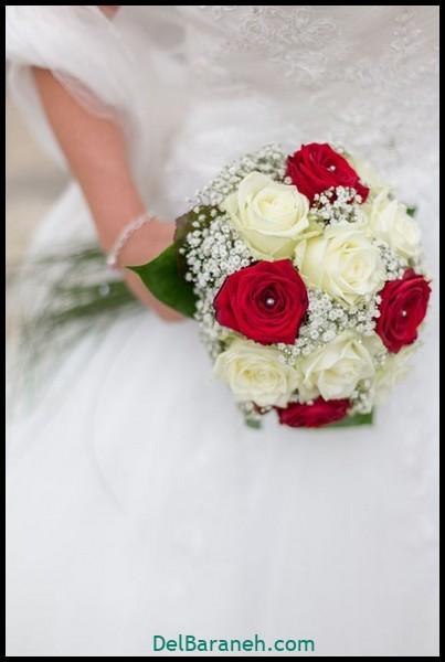 مدل دسته گل عروس (۵۱)