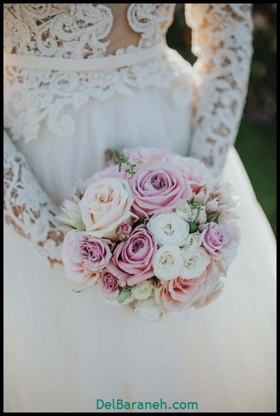 مدل دسته گل عروس (۵۲)