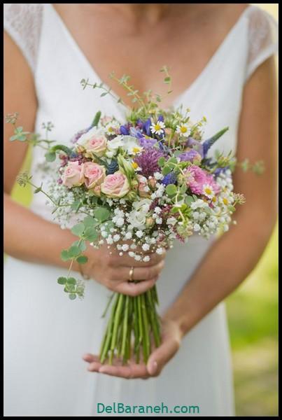 مدل دسته گل عروس (۵۳)