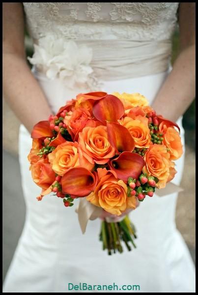 مدل دسته گل عروس (۵۷)