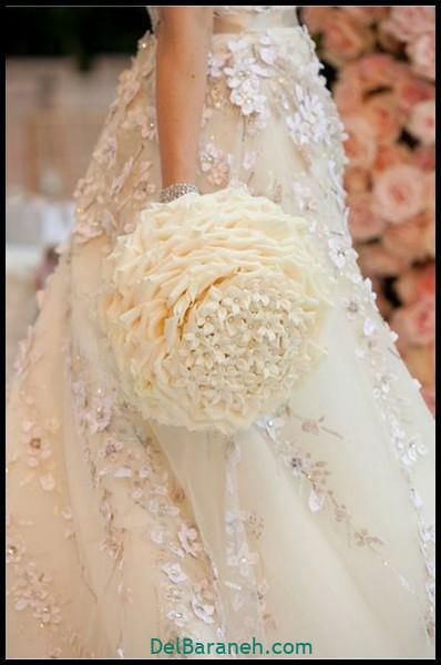 مدل دسته گل عروس (۵۸)