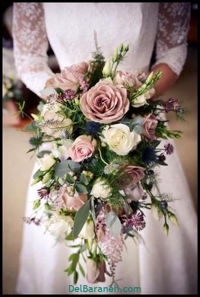 مدل دسته گل عروس (۶۱)