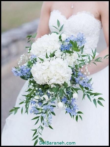 مدل دسته گل عروس (۶۲)