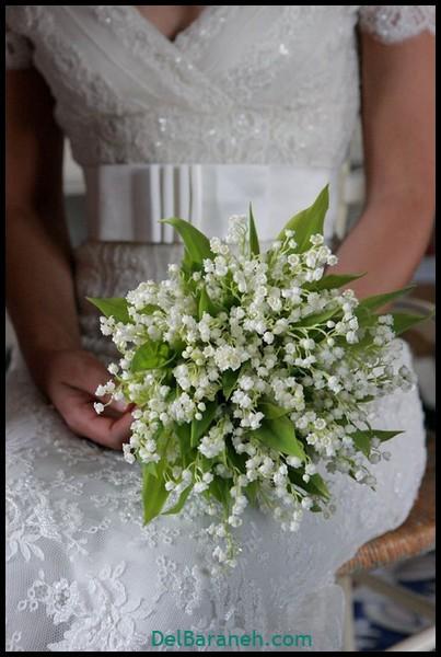 مدل دسته گل عروس (۶۴)