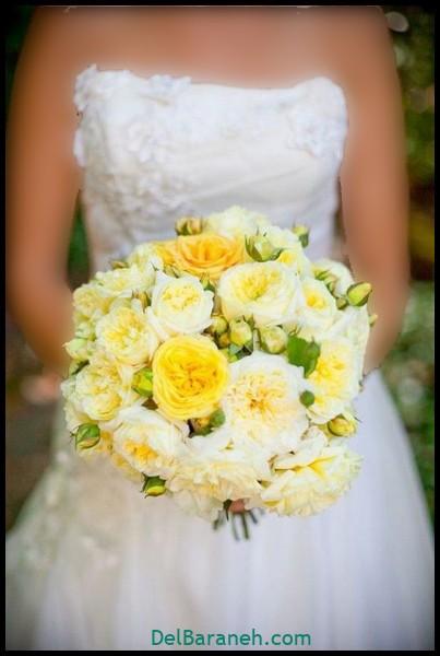 مدل دسته گل عروس (۶۵)