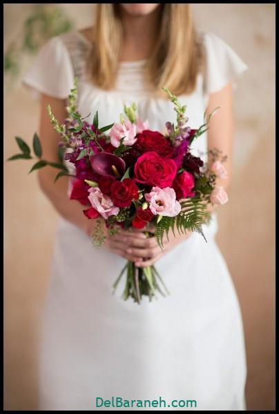 مدل دسته گل عروس (۶۷)