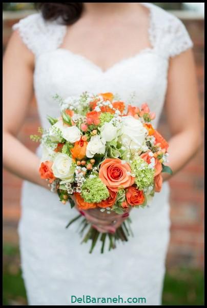 مدل دسته گل عروس (۶۸)