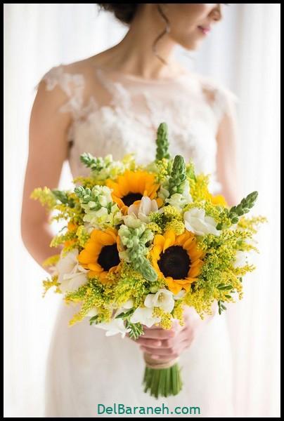 مدل دسته گل عروس (۷۰)