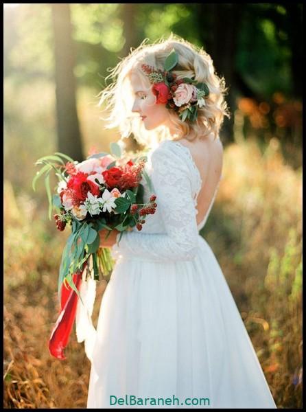 مدل دسته گل عروس (۷۱)