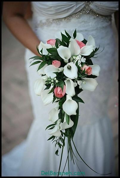 مدل دسته گل عروس (۷۲)