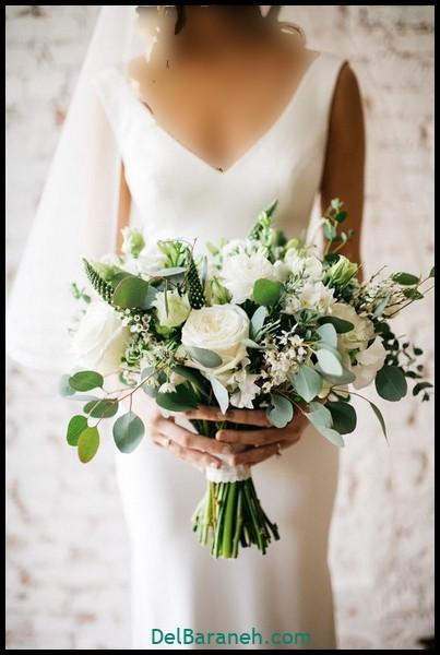 مدل دسته گل عروس (۷۴)
