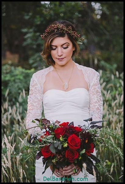 مدل دسته گل عروس (۷۷)