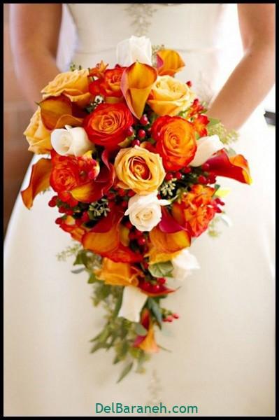 مدل دسته گل عروس (۷۹)