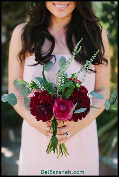 مدل دسته گل عروس (۸۰)
