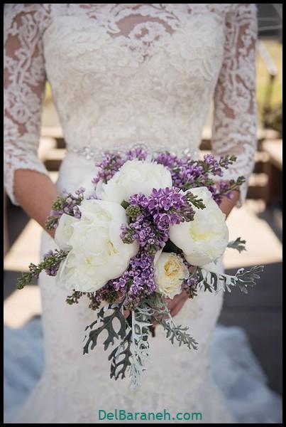 مدل دسته گل عروس (۸۱)