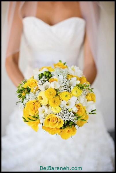 مدل دسته گل عروس (۸۲)