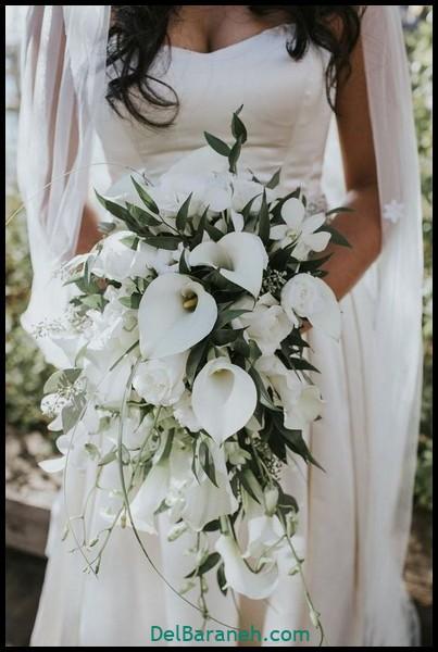 مدل دسته گل عروس (۸۷)
