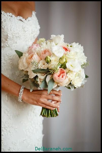 مدل دسته گل عروس (۸۹)