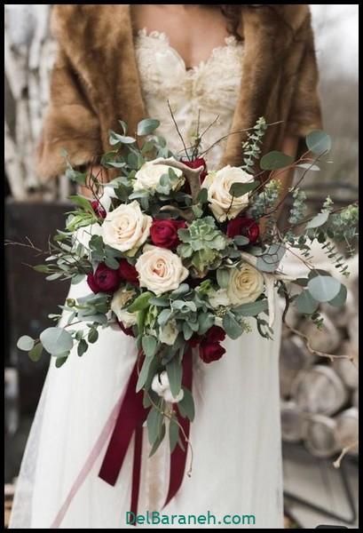 مدل دسته گل عروس (۹۱)