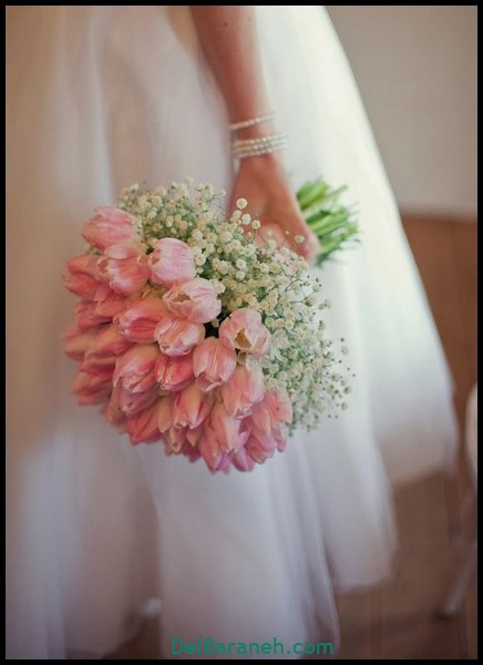 مدل دسته گل عروس (۹۲)