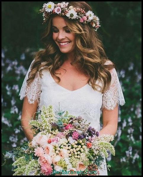 مدل دسته گل عروس (۹۴)