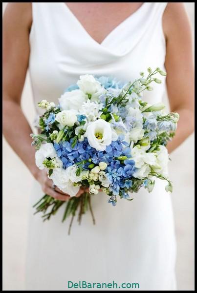 مدل دسته گل عروس (۹۵)