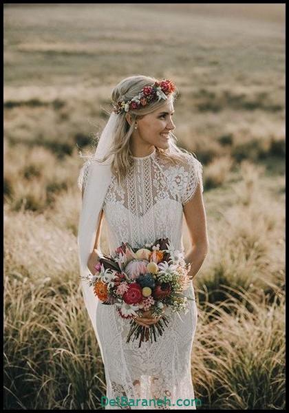 مدل دسته گل عروس (۹۶)