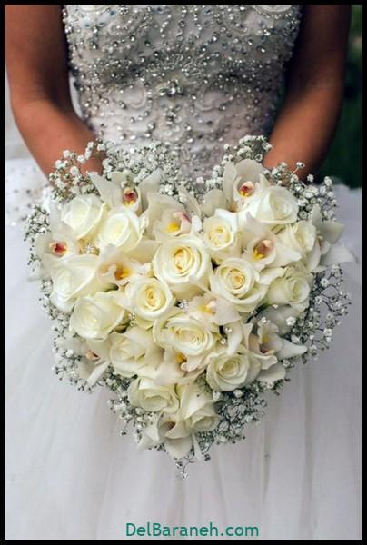 مدل دسته گل عروس (۹۷)