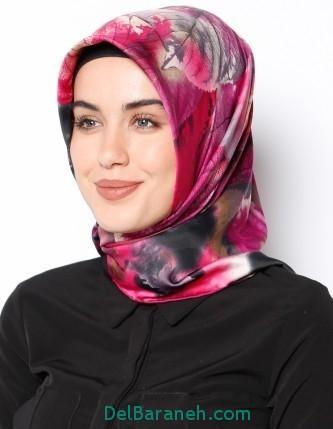 مدل شال و روسری زنانه و دخترانه (11)
