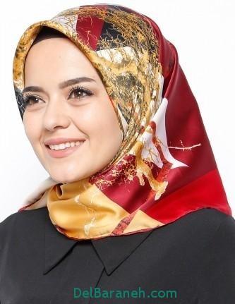 مدل شال و روسری زنانه و دخترانه (16)