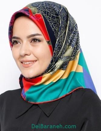 مدل شال و روسری زنانه و دخترانه (17)