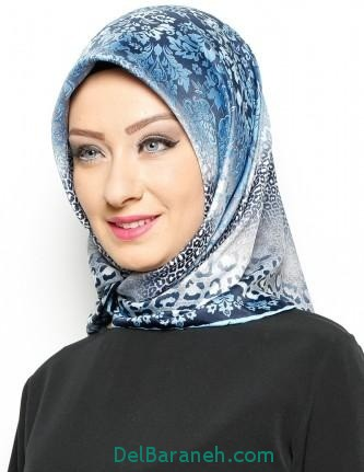 مدل شال و روسری زنانه و دخترانه (18)