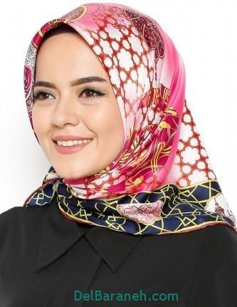 مدل شال و روسری زنانه و دخترانه (20)