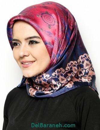 مدل شال و روسری زنانه و دخترانه (22)