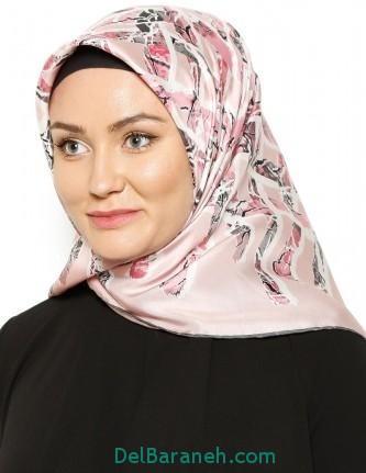 مدل شال و روسری زنانه و دخترانه (3)