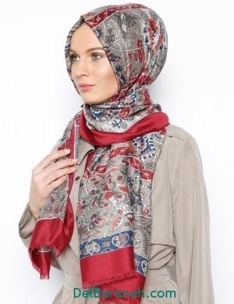 مدل شال و روسری زنانه و دخترانه (4)