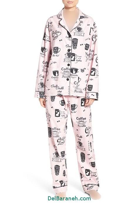 مدل لباس خواب زنانه و دخترانه (3)