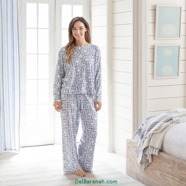 مدل لباس خواب زنانه و دخترانه (4)