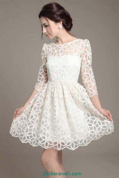 مدل لباس دخترانه (۱۶)