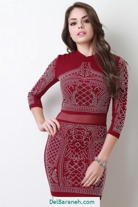 مدل لباس دخترانه (۱۷)