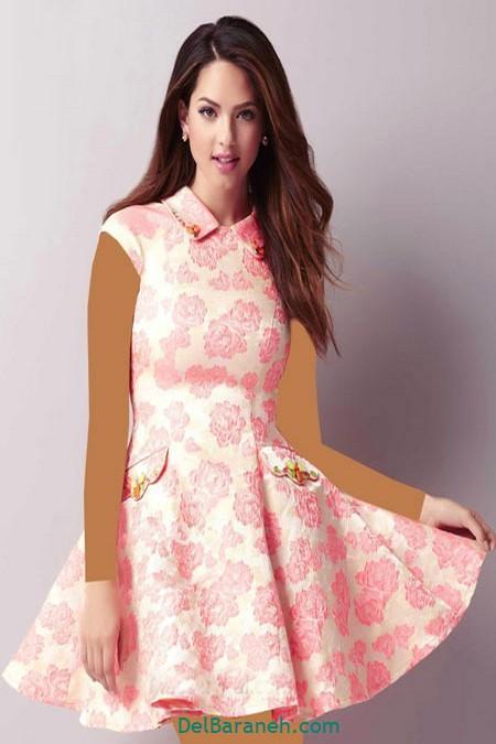 مدل لباس دخترانه (۲۹)