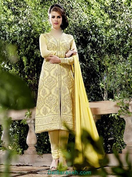 مدل لباس هندی مجلسی (10)