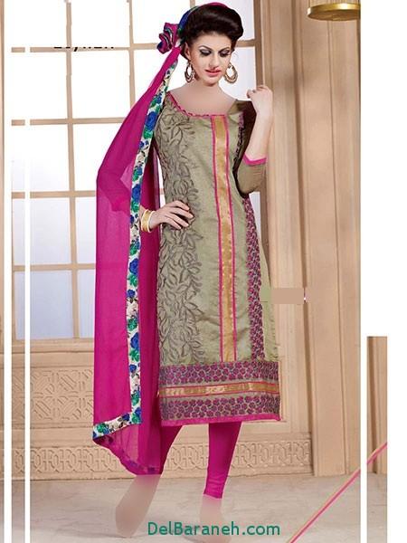 مدل لباس هندی مجلسی (11)