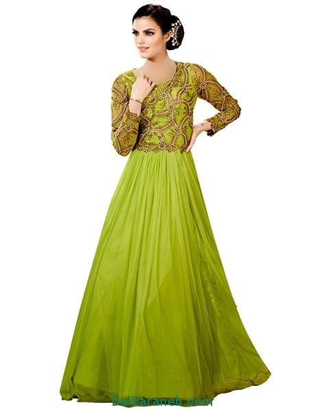 مدل لباس هندی مجلسی (12)